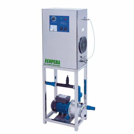 Air Cooling Ozone Generator for Water Treatment