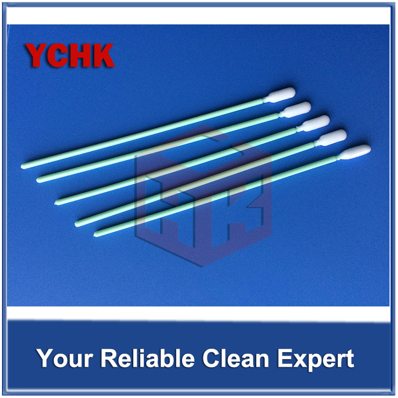 Multifunction Extra Long Handle Cleanroom Solvent Resistance Adhesive Swab