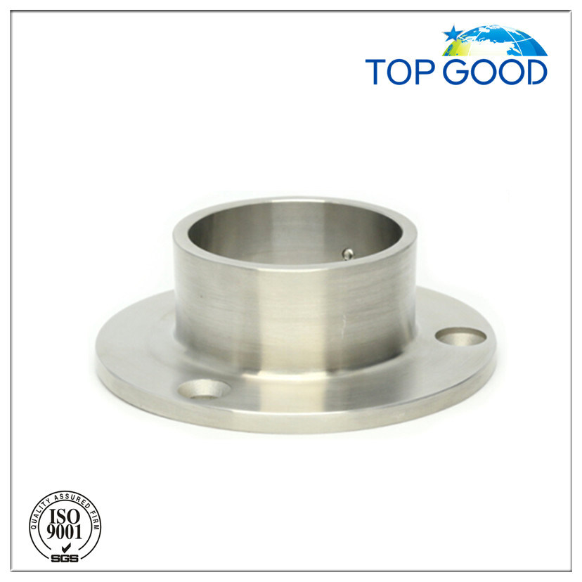 High Quality Casting Stainless Steel Bottom Flange