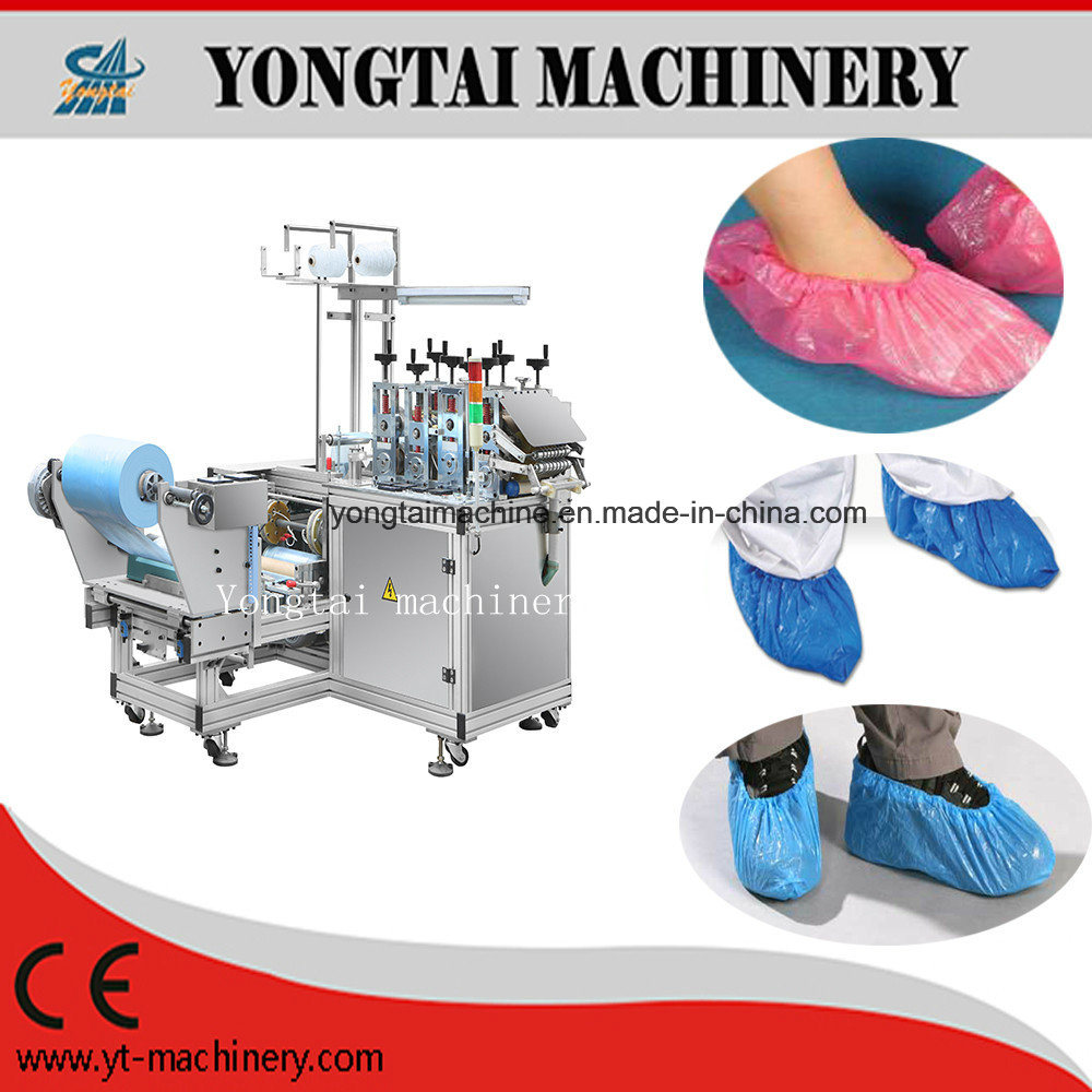 Medical Disposable Sterile Shoe Cover Making Machine