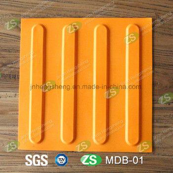 High Quality Self Adhesive TPU Plastic Tactile Paving Tile