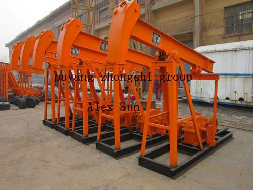 API 11e Oilwell B Serise Crank Balance Beam Pump Jack