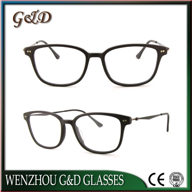 Latest Design Acetate Optical Frame Eyewear Eyeglass 52-084