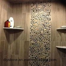 High Quality White Pebble Mosaic
