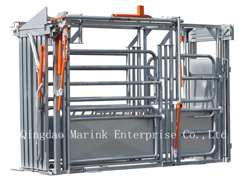 Hot Sale in Australia Cattle Squeeze Chute with Low Price
