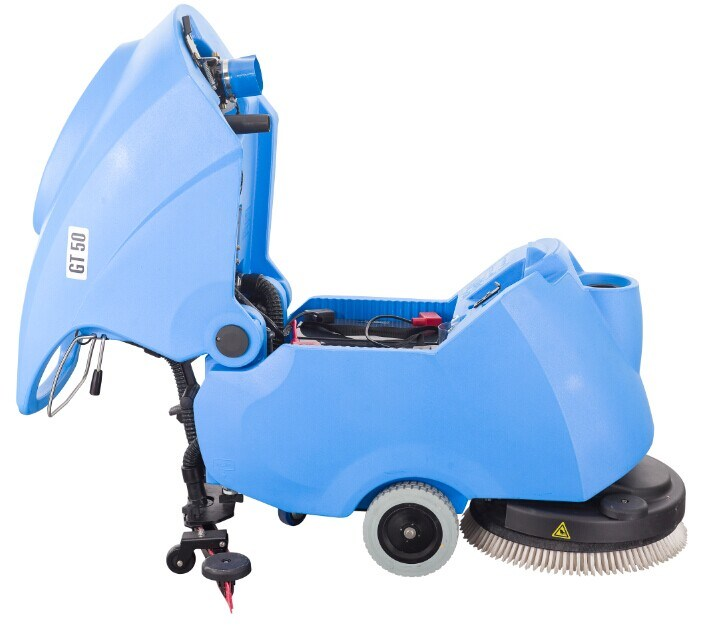 Gadlee Automatic Walk Behind Cleaning Machine Scrubber Dryer