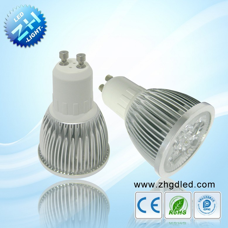4W GU10 MR16 LED Spotlight