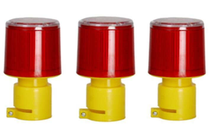 Solar Light-Control LED Strobe Light (JS-02)