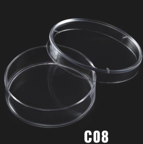 CE Approved Plastic Petri Dish