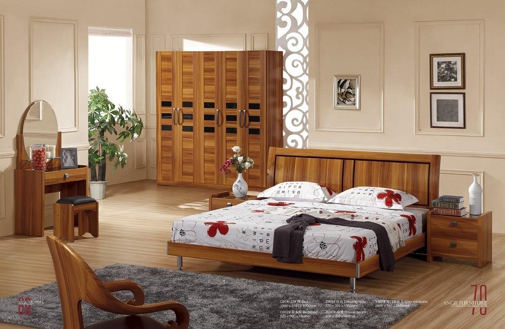 Cuisine Design Italie : chambre à coucher de modèle dAmerian (C916) –Ensemble de chambre