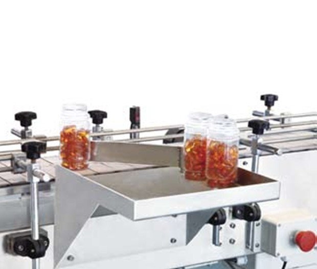 Automatic High Speed Tablet Counting Machine