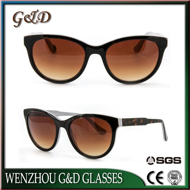 New Summer Style High Quality Acetate Sunglasses PS-603-520-15