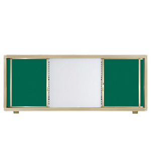 Interactive Sliding Writing Board for Teaching