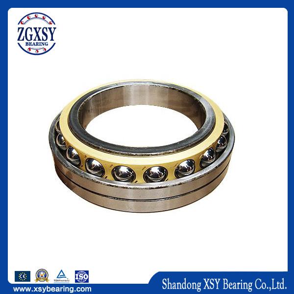 Sealed Double Row Angular Contact Ball Bearing (3200 2RS)