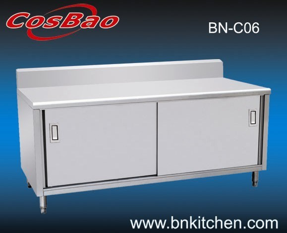 Commercial Stainless Steel Kitchen Cabinet BN C06 China Kitchen