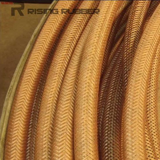 Medium Pressure Air Compressor Textile Braided Air Hose