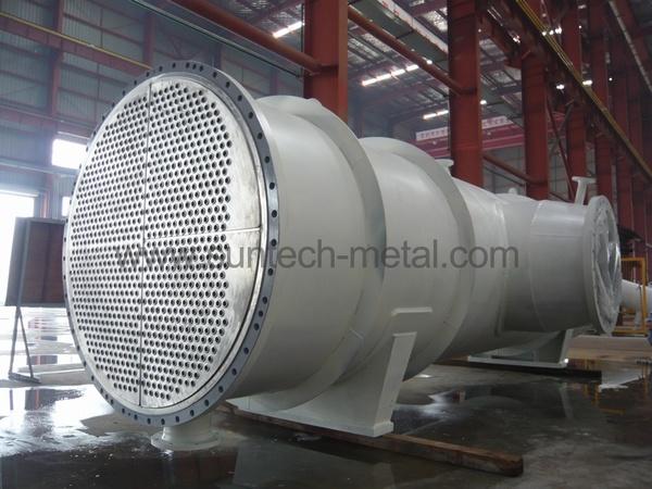 316L Condenser - Stainless Steel Pressure Vessel - Heat Exchanger (P001)