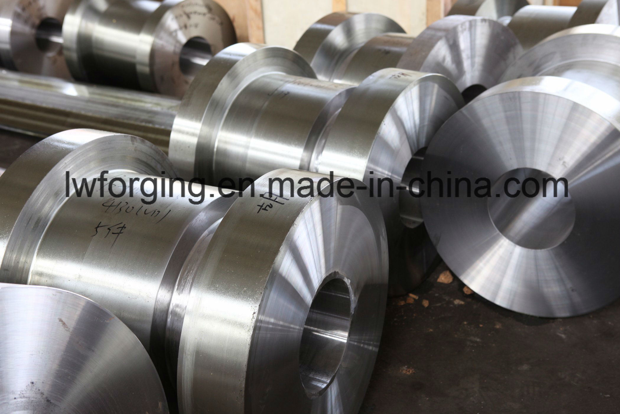 Oil and Gas Forging Open Die Forging