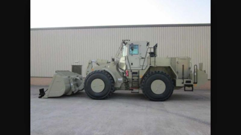 Yn 926 Wheel Loader Explosion-Proof Armoured