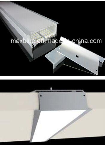 DC12V/24V Recessed Aluminum Profile LED Panel Light (7532)
