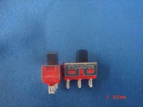 Sub-Miniature Button Midium-Size Bolt Sealed Toggle Switch (T80-T)