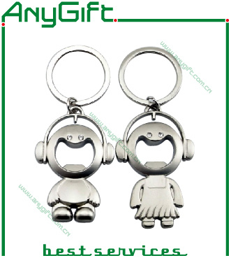 Metal Keyring with Customized Size and Logo 41