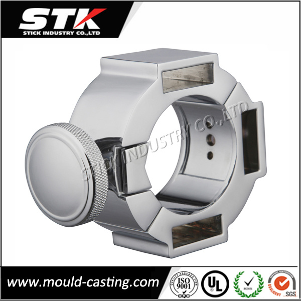 Chrome Plated Zinc Die Casting for Shelf Fittings (STK-ZDO0001)