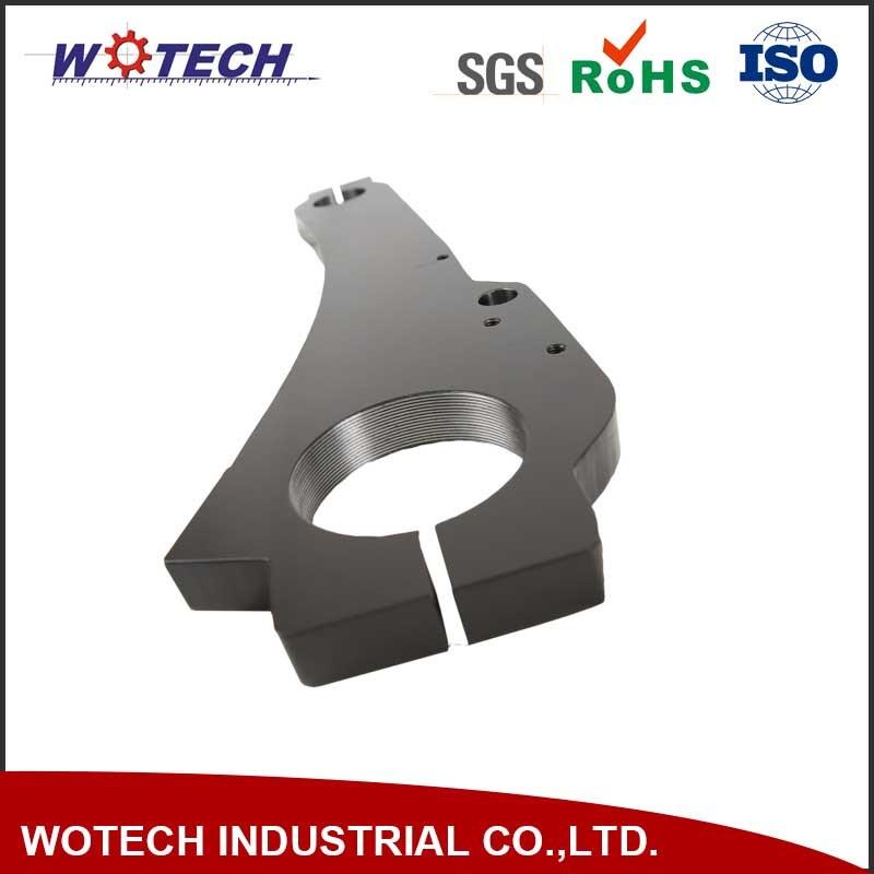 Anodized Aluminum Precision CNC Machining Turning Part