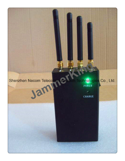 signal jamming project camelot
