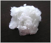 Regenerated Polyester Staple Fiber for Spinning