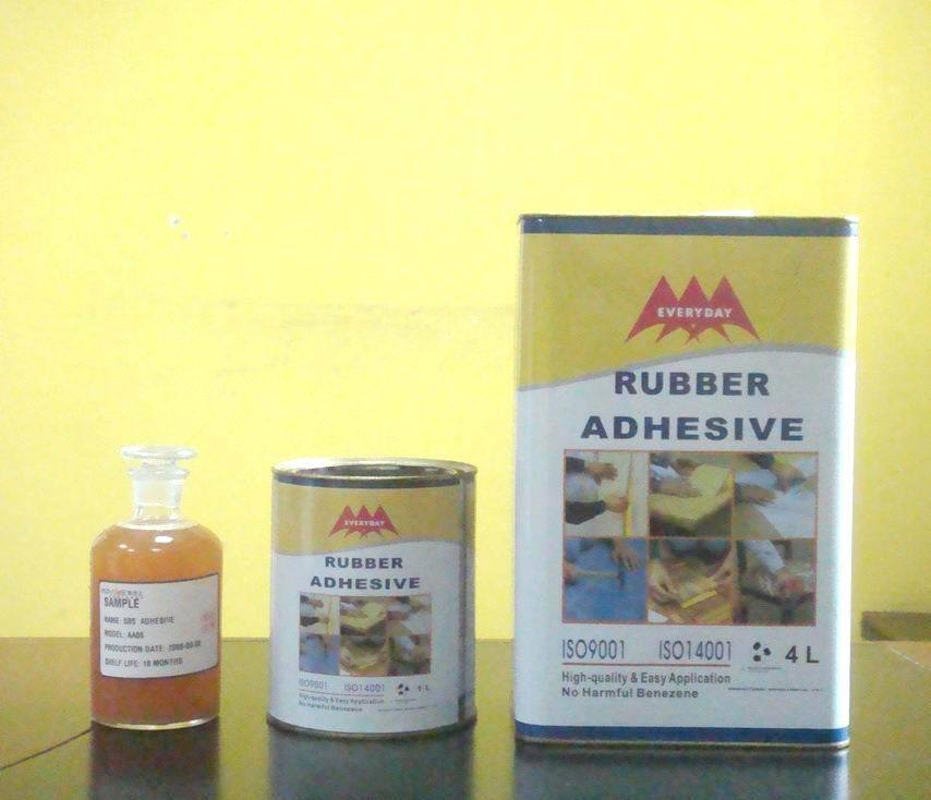 Contact Adhesive/Neoprene Adhesive/All-purpose Adhesive (AA02-L)