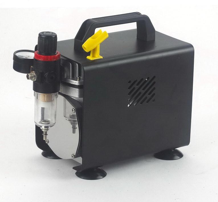 airbrush kompressor selber bauen