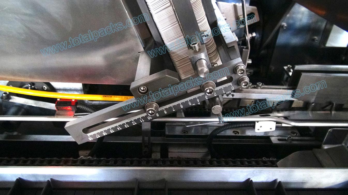 Horizontal Cartoning Machine (TCM-200A)