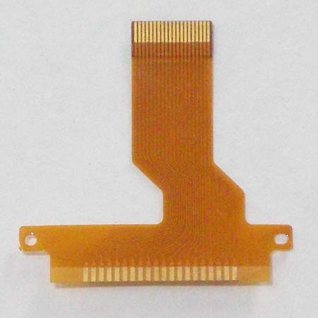 Flexible Circuit 0030 (Used as Connector, with Ni-Au Plating)