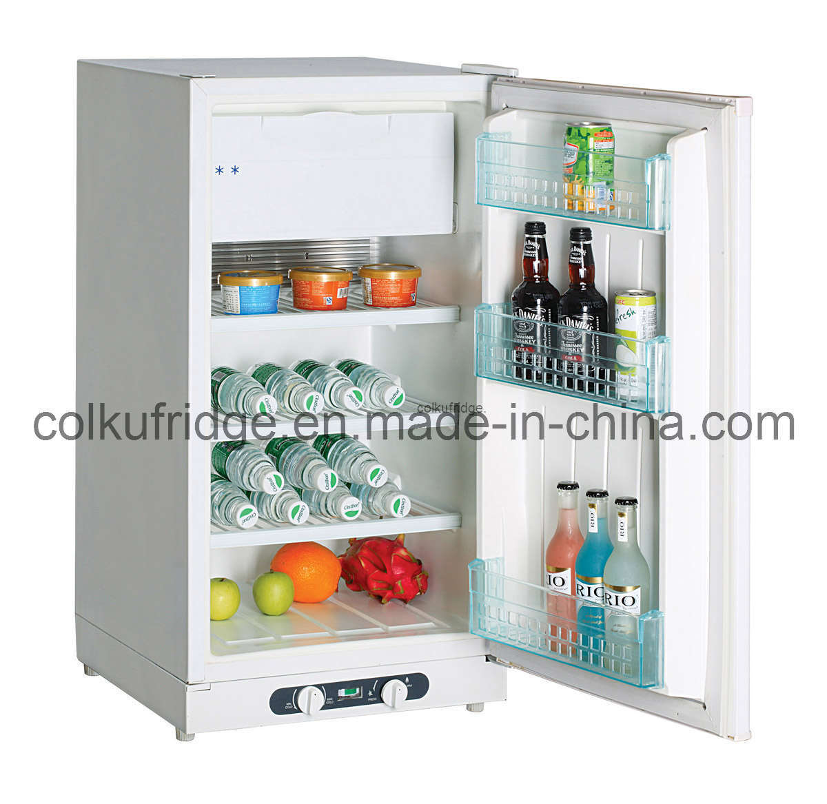 china gas refrigerator 110lt gas fridge xc 110gas. Black Bedroom Furniture Sets. Home Design Ideas