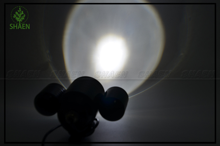 U10 20W LED Motorcycle Laser Light 12-80V for Car, Motorcycle, Truck