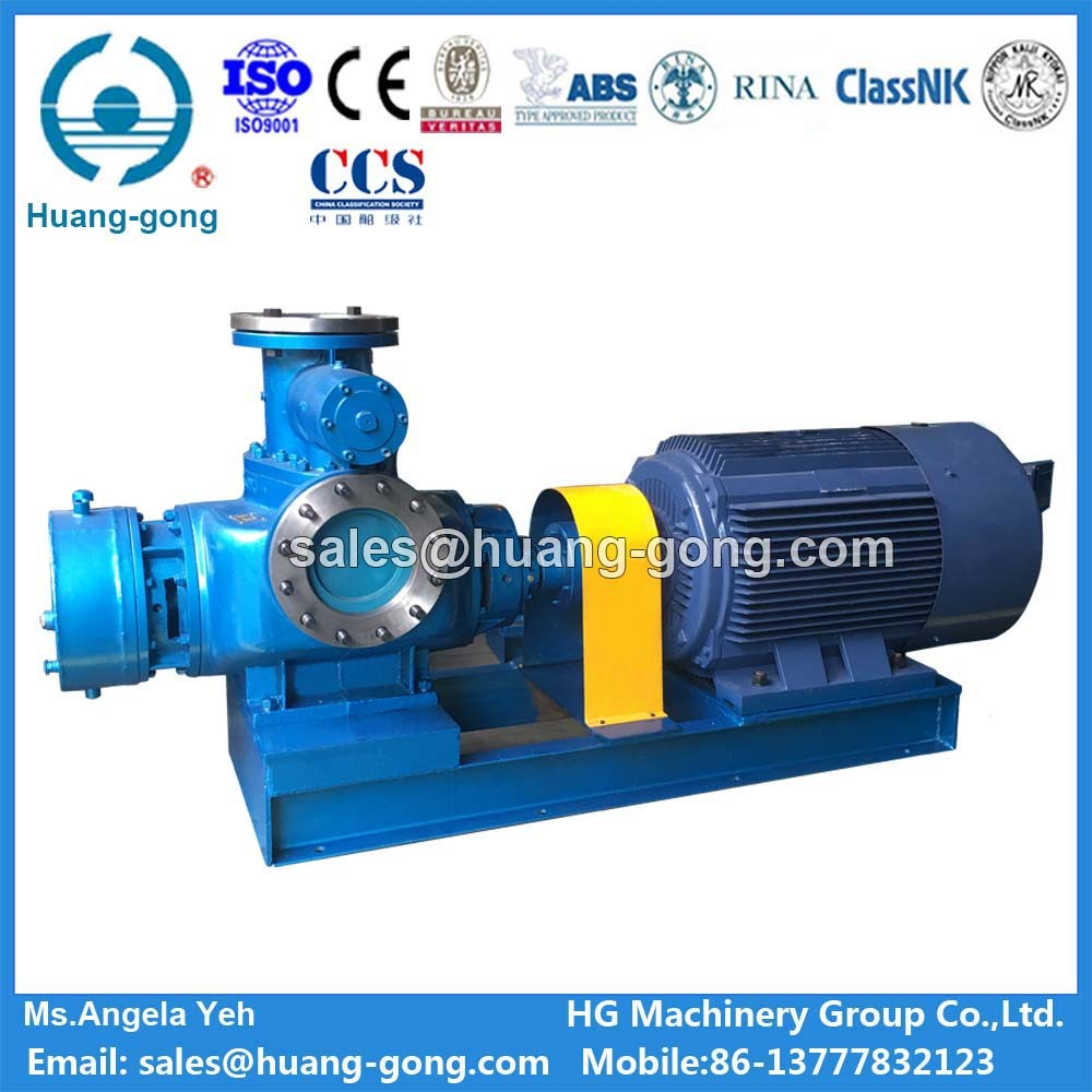 Marine 2hm Series Main Engine Lube Oil Pump