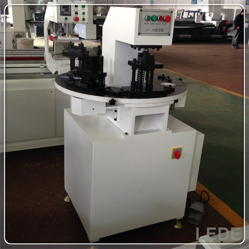 Pressing Machine with 6 Set Dies Working Table Rotating