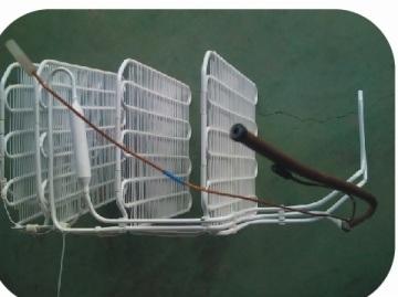 Wire On Tube Evaporator