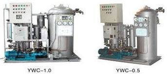 Ec 15ppm Oil Separator Oily Water Separators/Oil Water Separator