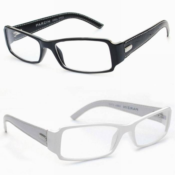china reading glasses frames plane lens uv400 protection