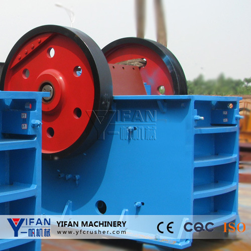 Top Brand Jaw Crusher