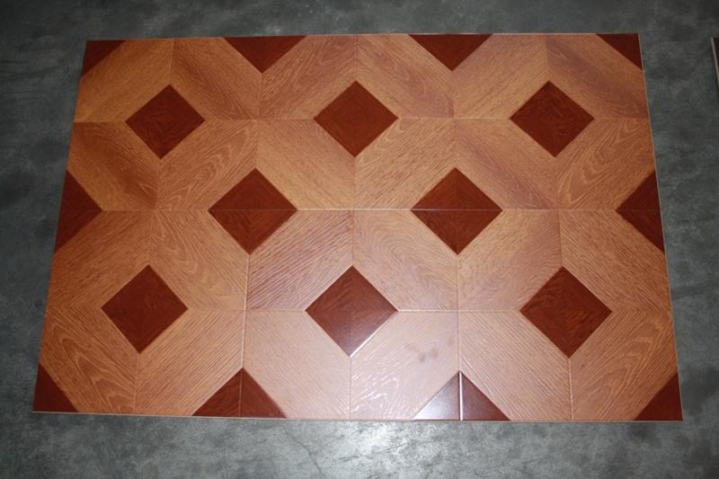 High Quality Parquet HDF Laminate Floor AC3 E1