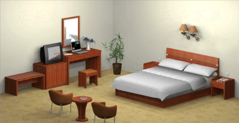 China budget hotel furniture ht019 china hotel Budget furniture