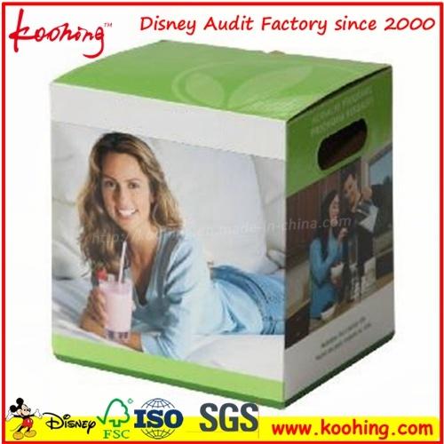 High Quality Custom Printing Kitchenware Packing Paper Box