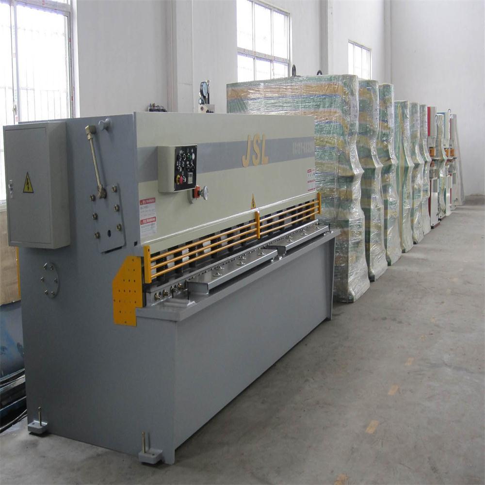 Hydraulic Swing Beam Shearing Machine, Cutting Equipment for Sale