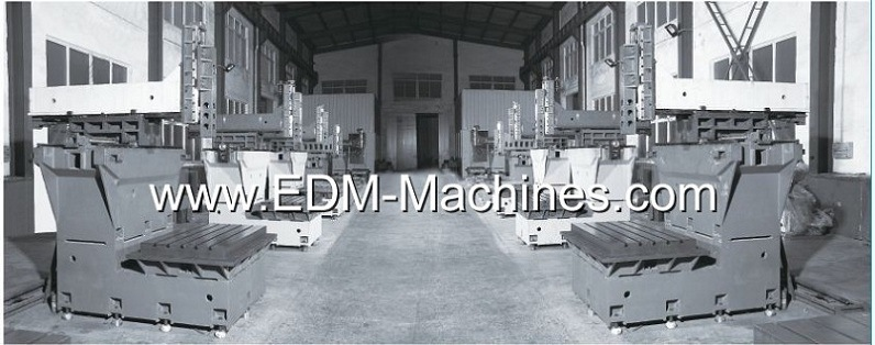 High Speed Erosion Machining EDM