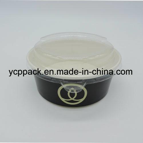 Disposable Waterproof Food Packaging Salad Bowl