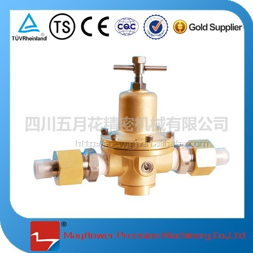 Pressure Regualte valve for LNG Vehicle Gas Cylinder