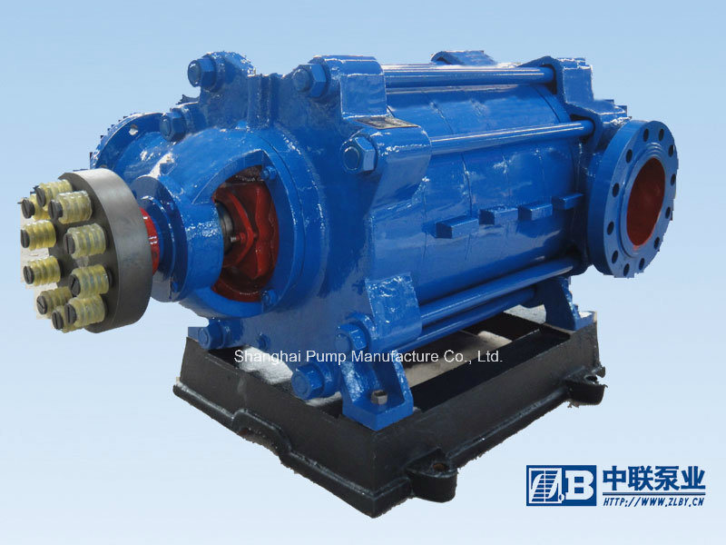 Horizontal Heavy Duty High Pressure Multistage Centrifugal Pump